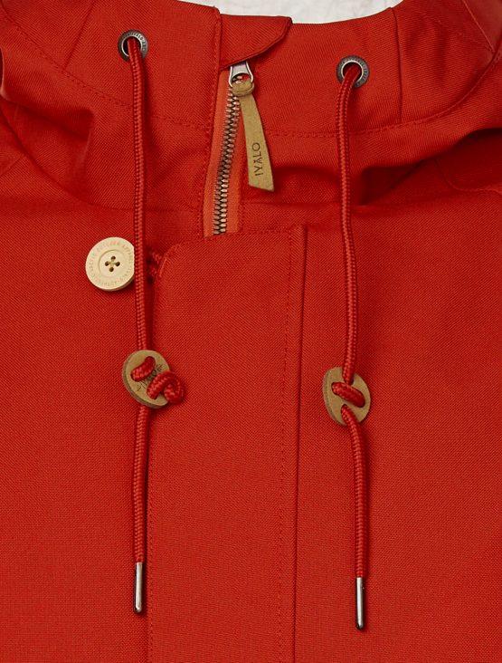 IVALO KELO Poppy Red