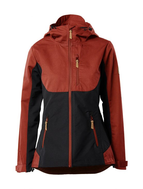 IVALO Juva red&black front