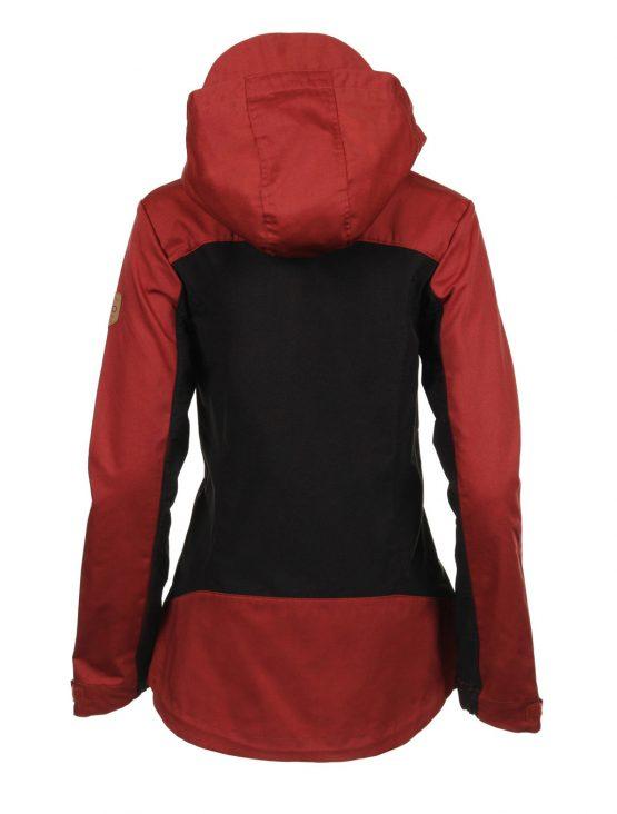 IVALO Juva red&black side
