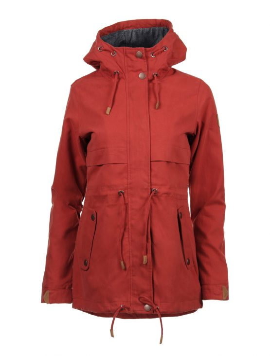 IVALO Rauha red front