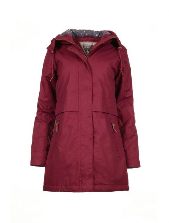 IVALO LUMO women's parka jacket