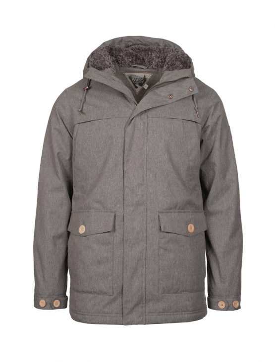 IVALO TAIVAL men's parka jacket
