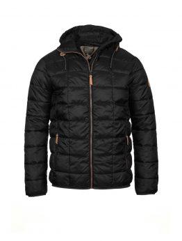 IVALO URHO men's light loft jacket black