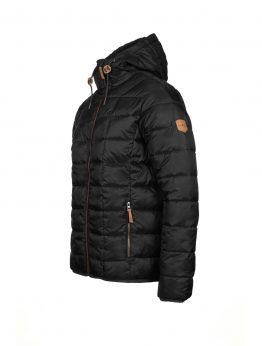 IVALO URHO men's light loft jacket black