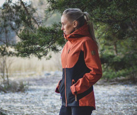 Ivalo Juva Spice - women's outdoor jacket
