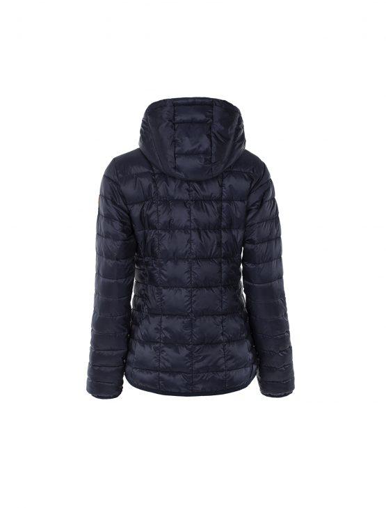 Ivalo urho naisten sininen kierrätetty takki